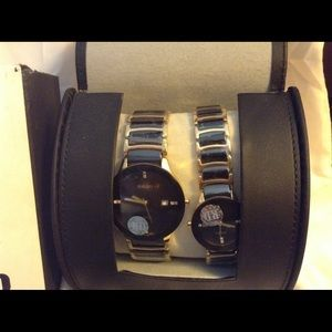 Rado His & Her watches ~New~